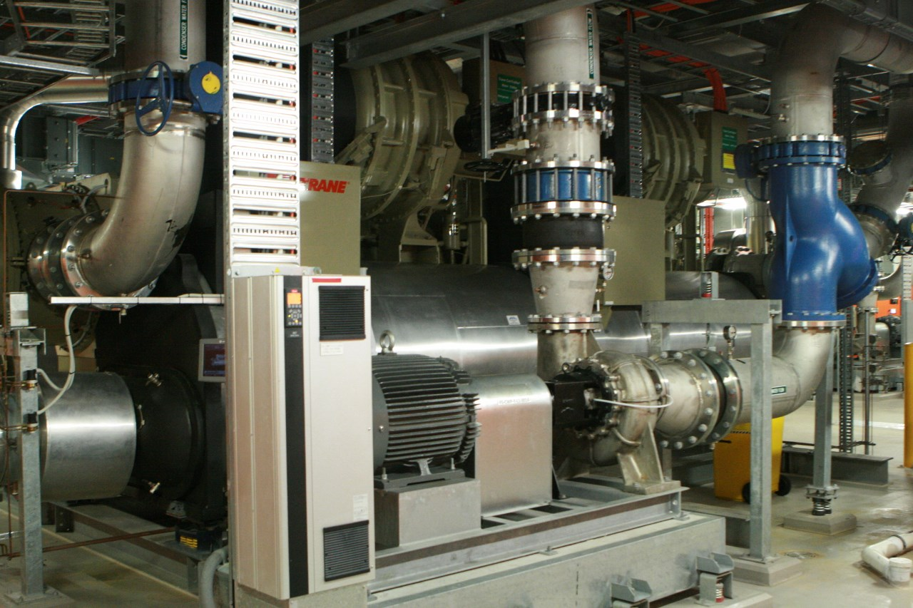Service | VSD & CCW Pump