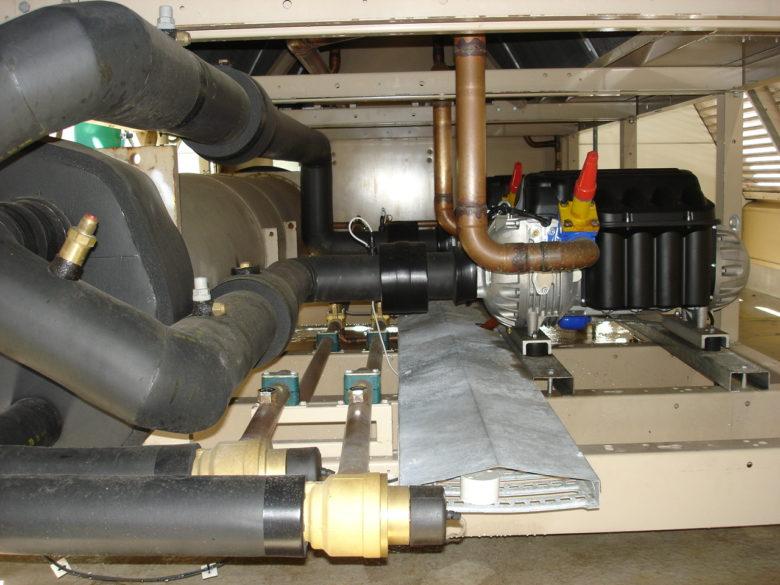 Chillers | Danfoss Turborcor Retrofit | TICHR Subiaco