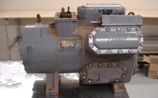 Trane R600 - Side