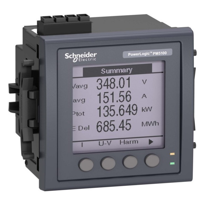 Controls | System Trending | kWh Meter