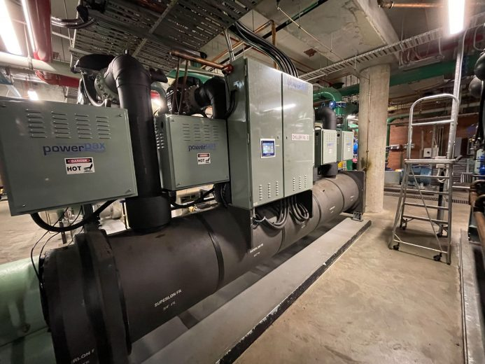 Crown | Front of Chiller | Upgrade 2021