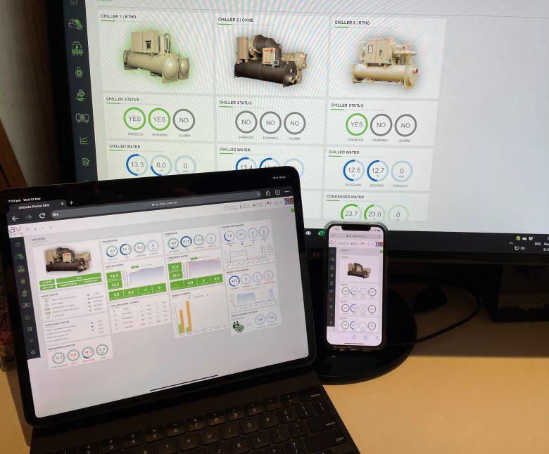 AVData | Multi Platform User Interface